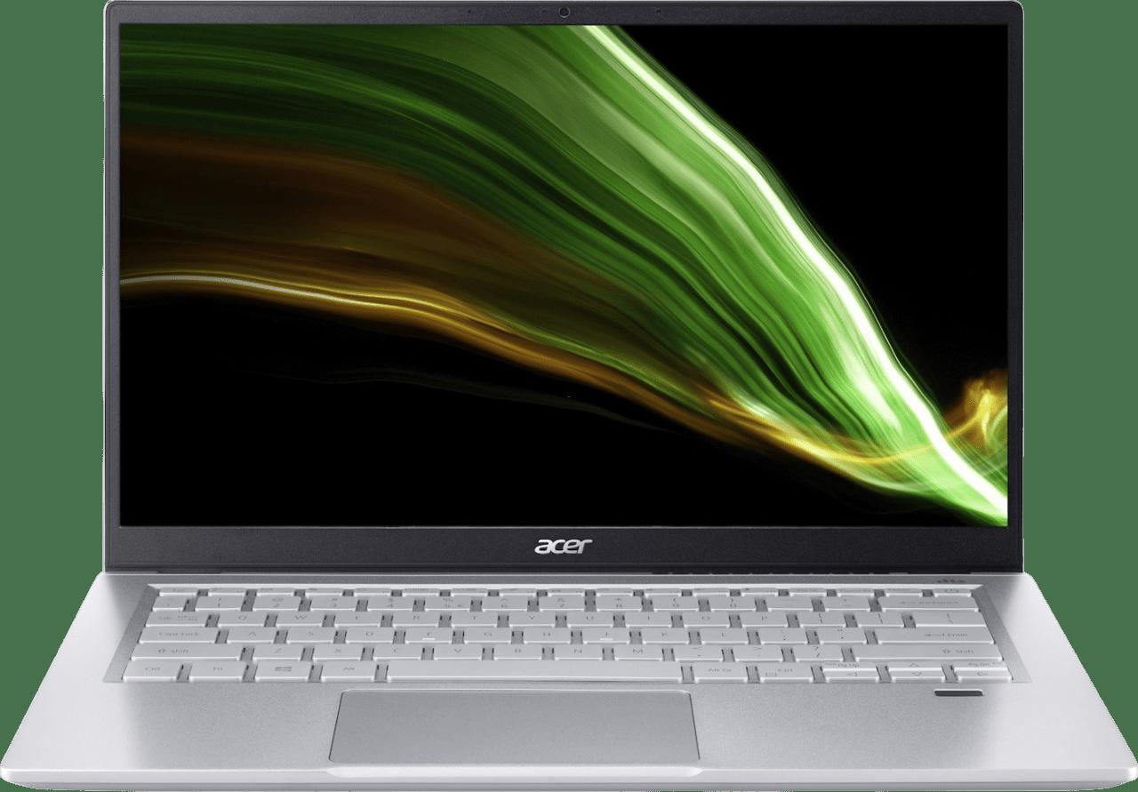 Silver Acer Swift 3 SF314-511-52YM Laptop - Intel® Core™ i5-1135G7 - 8GB - 256GB SSD - Intel® Iris® Xe Graphics.1