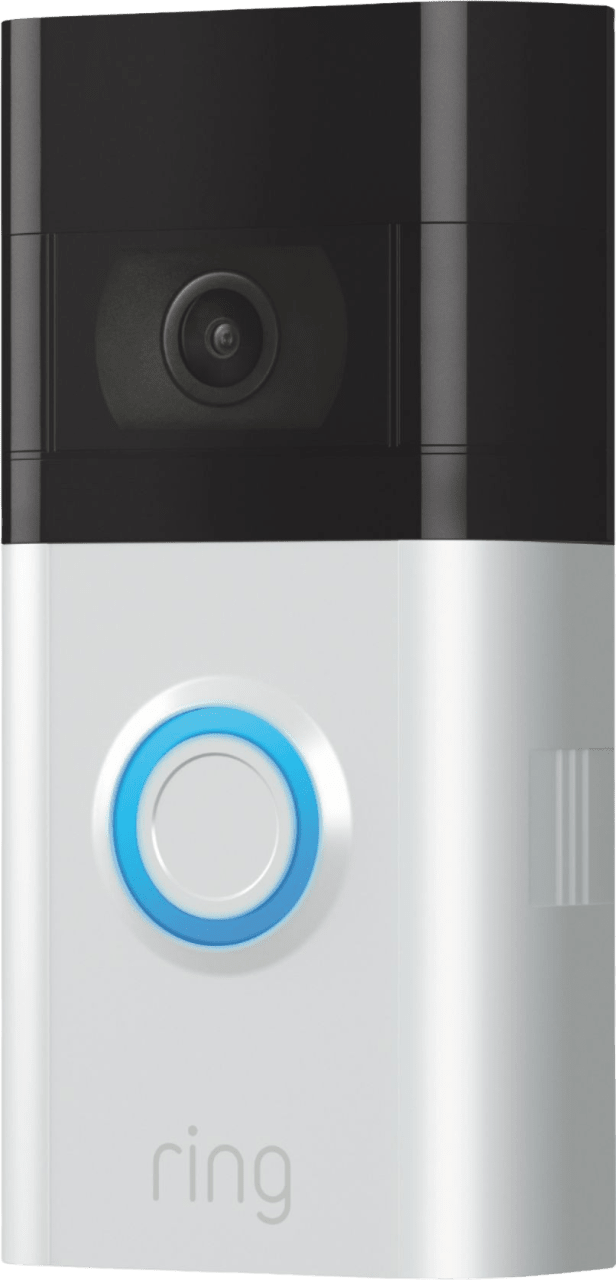 Silver Ring Video Doorbell 3.2
