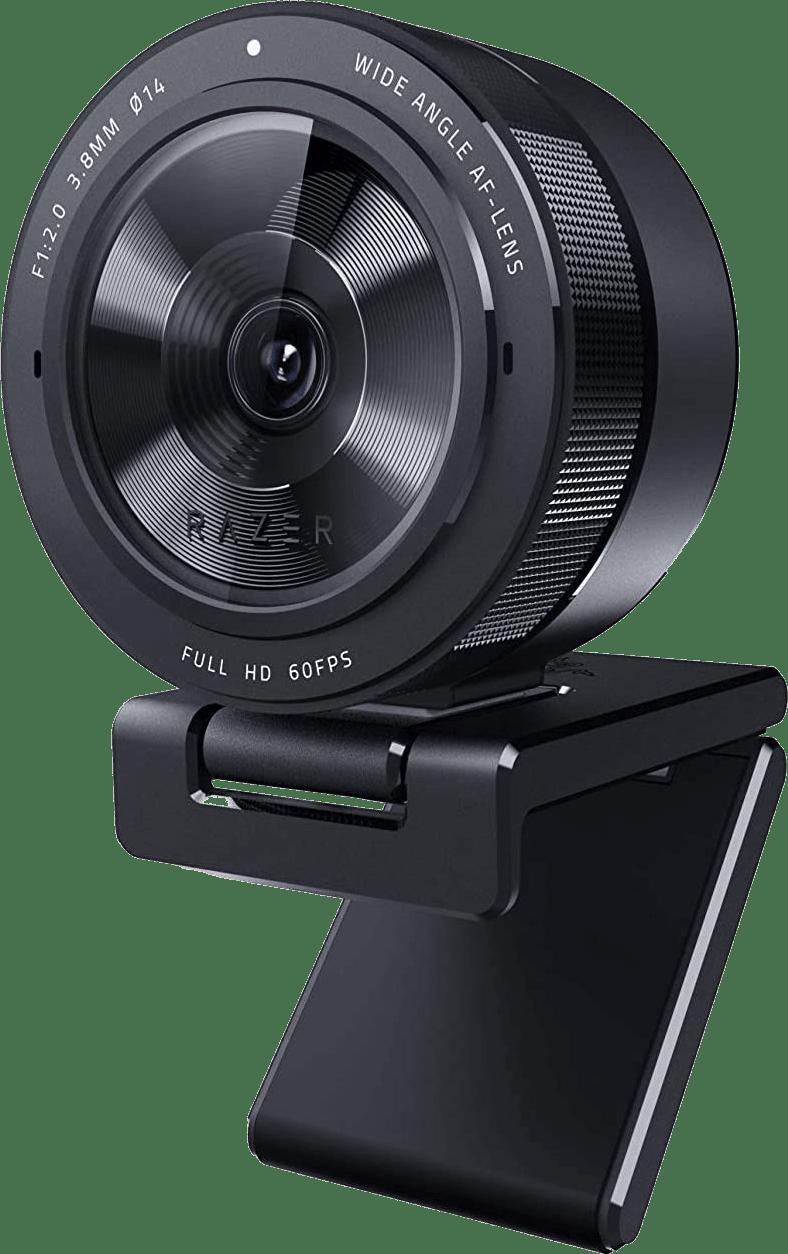 Schwarz Razer Kiyo Pro Webcam.1