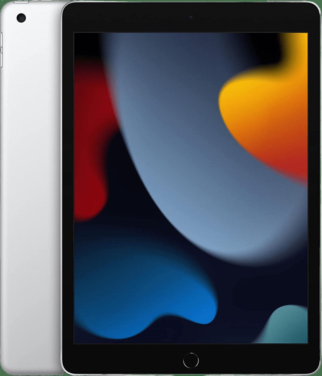 Silver Apple Ipad (2021) - WiFi - iOS 15 - 64GB.1