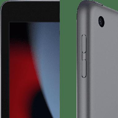 Space Grey Apple iPad (2021) - LTE - iOS 15 - 256GB.3