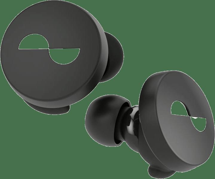 Zwart Nura Nuratrue Ruisonderdrukkende In-ear Bluetooth Hoofdtelefoon.1