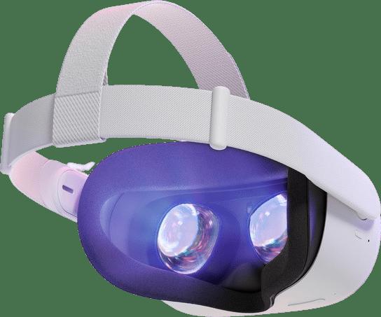 Weiß Oculus Quest 2 Virtual Reality-Brille - 128GB.3