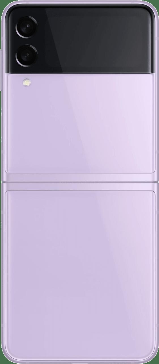 Lavender Samsung Smartphone Galaxy Flip 3 - 128GB - Single Sim.2
