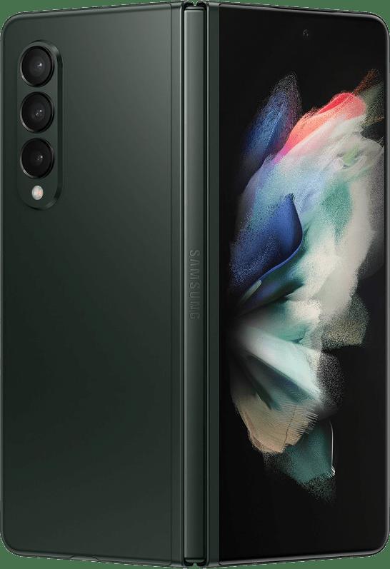 Black Samsung Smartphone Galaxy Fold 3 - 512GB - Single Sim.1