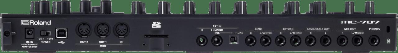 Black Roland MC-707 Groovebox.2