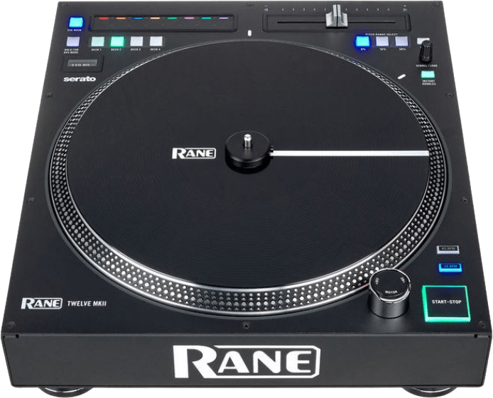 Black Rane 12 MKII Deck-Controller.3