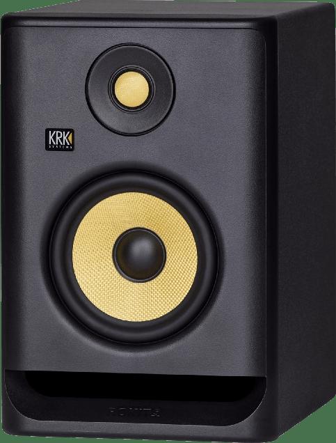 Schwarz KRK RP5 ROKIT G4 (Piece) Active Studio Monitor.2