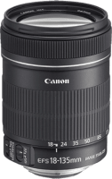 Canon  EF-S 18-135 mm f/3.5-5.6, IS