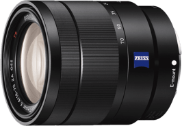 Sony Carl ZEISS Vario-Tessar T* SEL 16-70mm f4