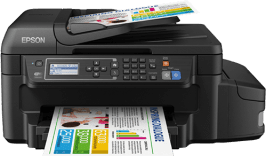 EPSON Printer Ecotank Et 4550