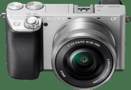 Sony Alpha 6100 + 16-50mm Lens
