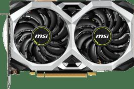 MSI Radeon RX 5500 XT Graphics Card