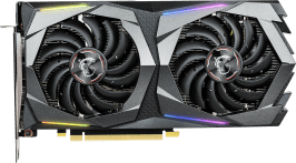 MSI GeForce® GTX™ 1660 Super™ Gaming X