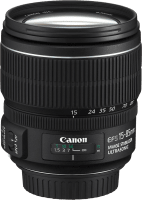 Canon EF-S 15-85/3.5-5.6 IS USM Lens