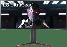 "LG - 34"" Curved UltraGear™ 34GN850"