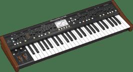 Behringer Deepmind 12 voice analog synthesizer