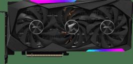 GigaByte AORUS GeForce RTX™ 3070 MASTER 8G (rev. 1.0/1.1) Graphics Card