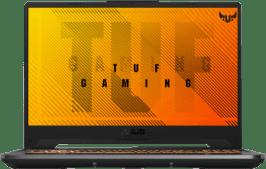 Asus TUF Gaming FX506LH-HN018T - Gaming Laptop - Intel® Core™ i5-10300H - 8GB - 512GB SSD - NVIDIA® GeForce® GTX 1650
