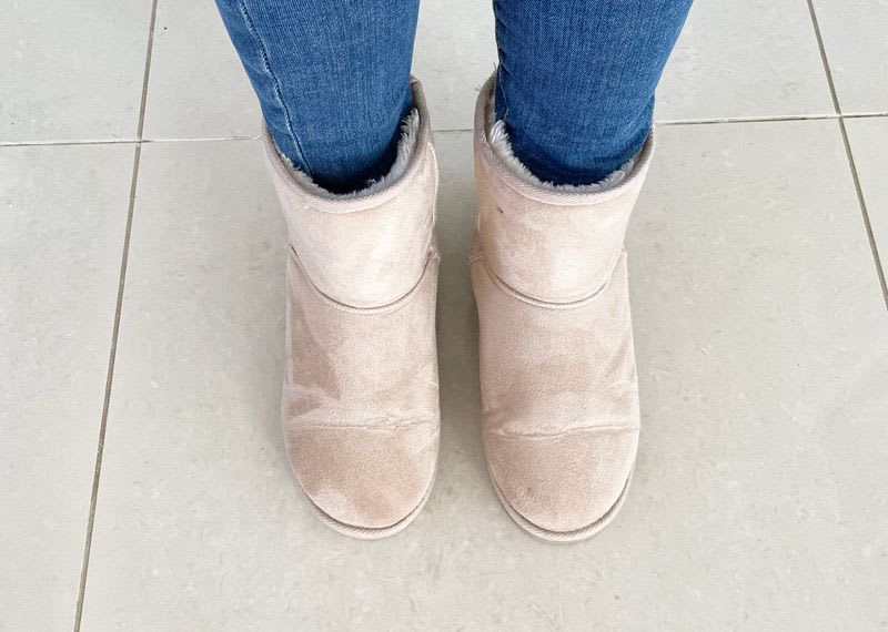 My Ugg Boots