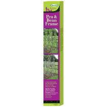 The Steel Pea and Bean Garden Frame from Haxnicks