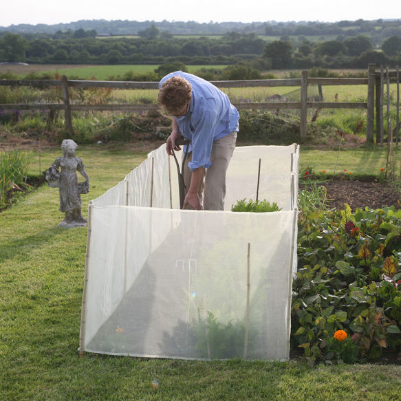 Micromesh Pest & Wind Barrier from Haxnicks
