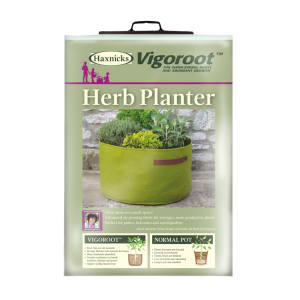 Vigoroot Vegetable Planter from Haxnicks