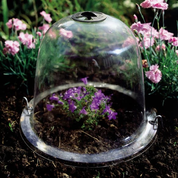 Haxnicks' Baby Victorian Bell Cloche