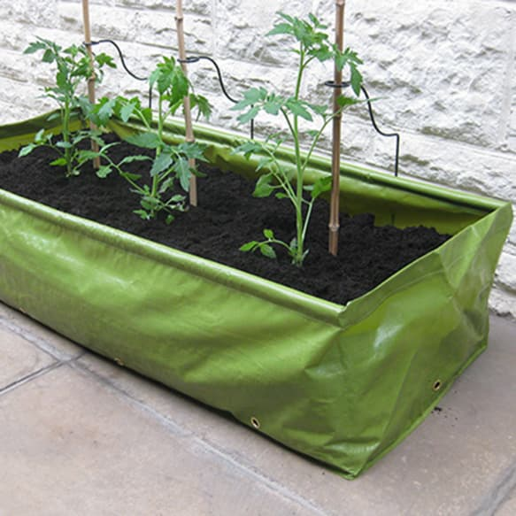 Haxnicks' Cane Supports for Garden Planters