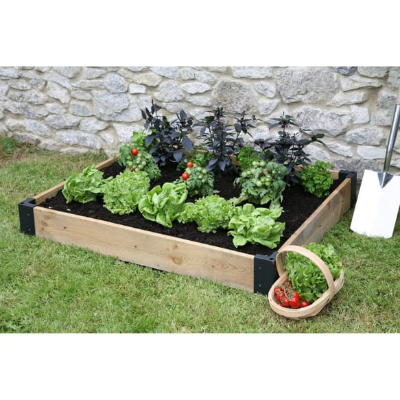 Raised Bed Base from Haxnicks