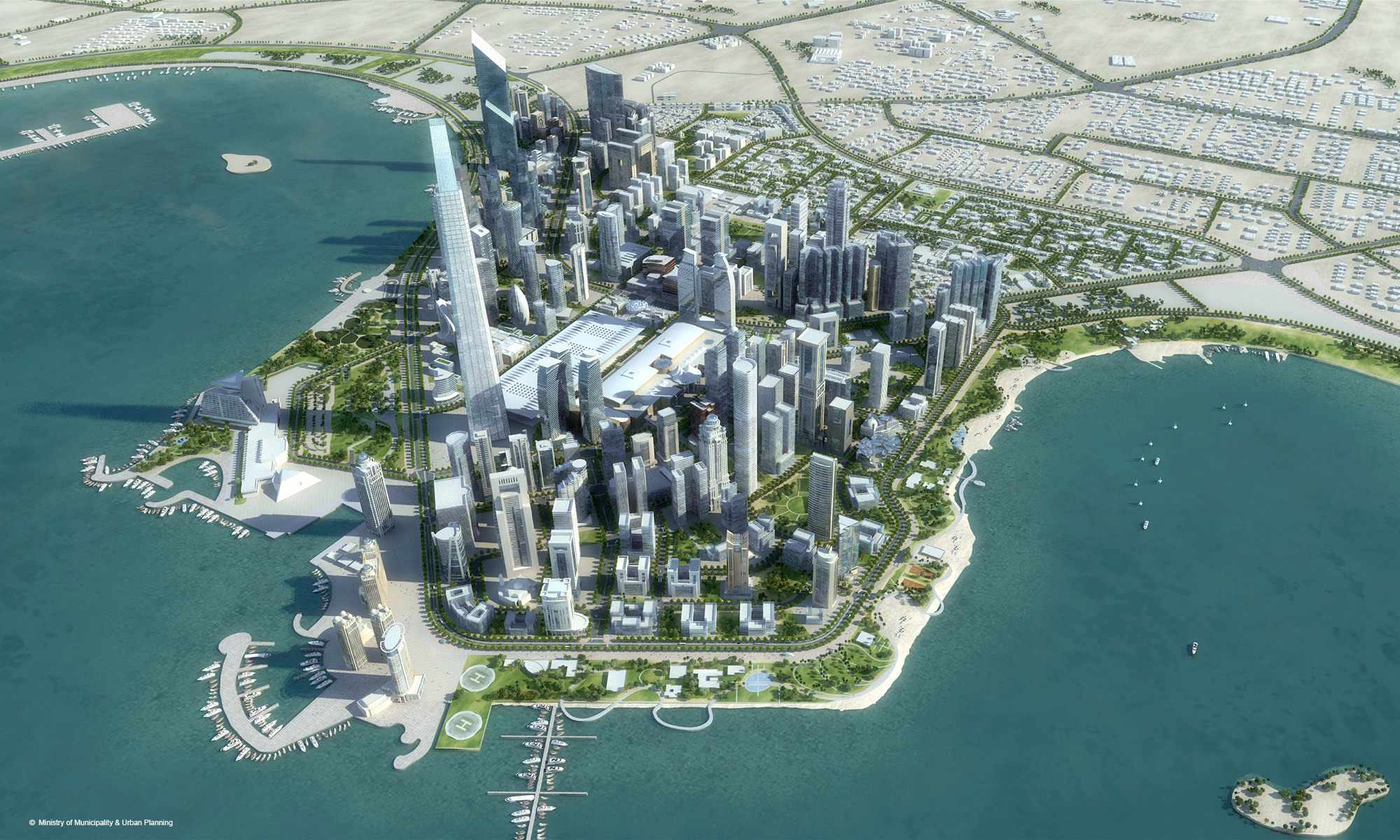Qatar National Development Framework