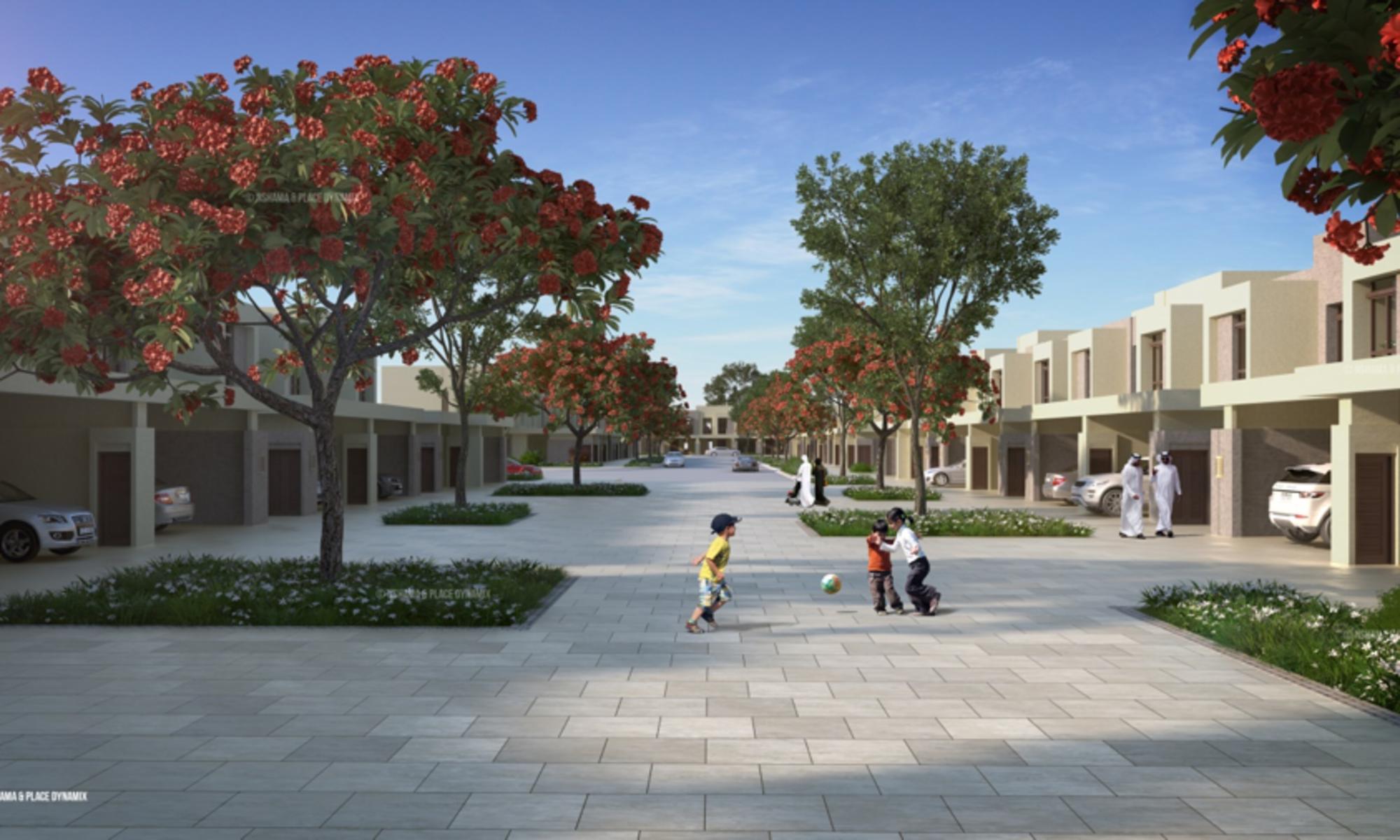Noor Community Town Square