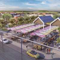 Warminster Town Centre regeneration proposals submitted to Wiltshire Council