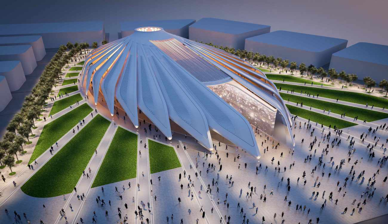 UAE Pavillion, Expo 2020