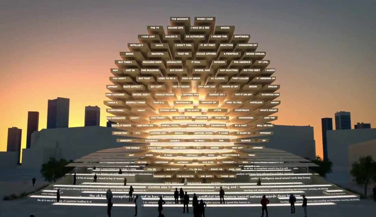 UK Pavilion, Expo 2020