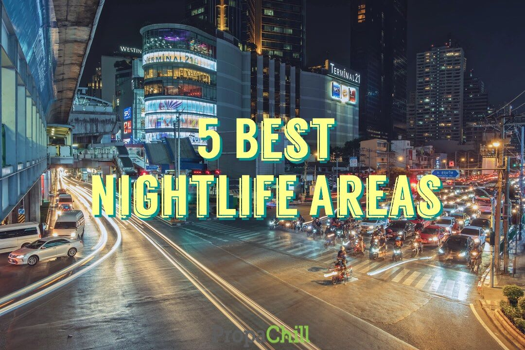 Where to Go At Night in Bangkok? The 5 Best Nightlife Areas