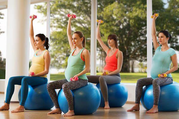 Embarazo y ejercicio ¿Que beneficios me da hacer ejercicio durante el embarazo?