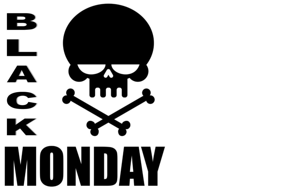 How did your company handle Black Monday?