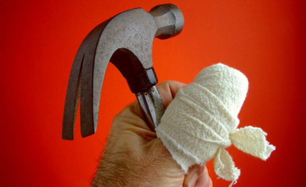The pitfalls of a DIY will