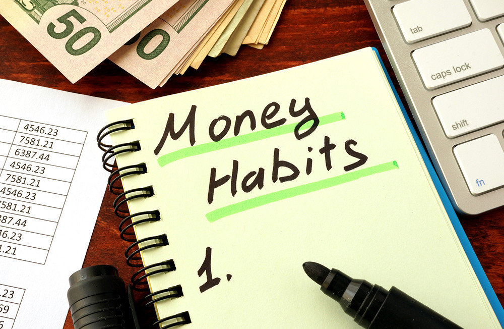 Eight bad financial habits you should avoid