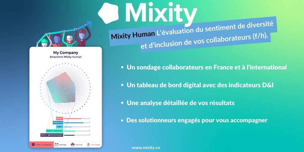 #MixityHuman : le coeur de l'écoute active sur la diversité de votre entreprise