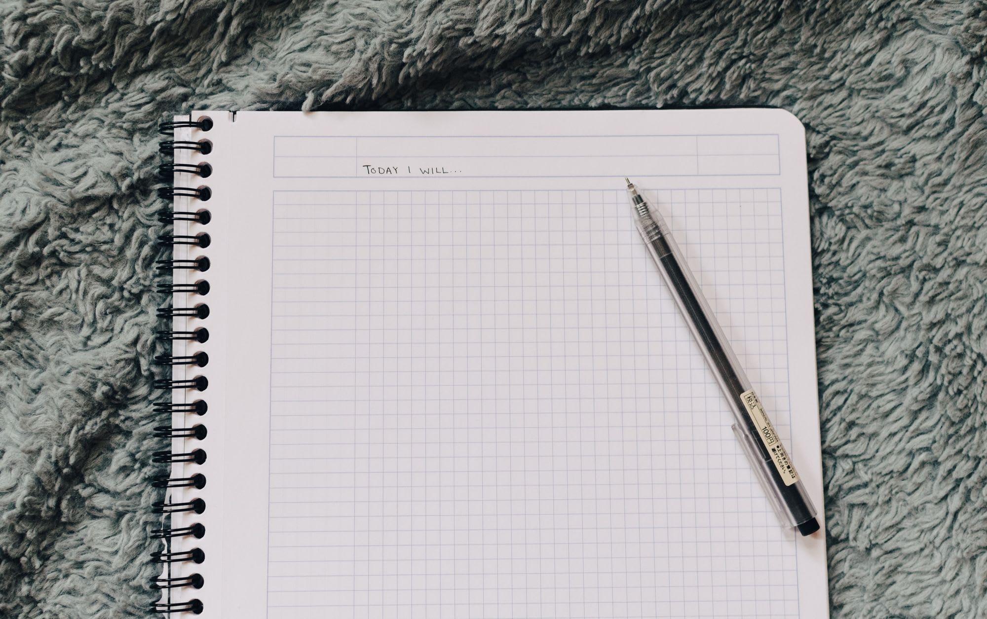 Dot Bullet Journaling Ideas