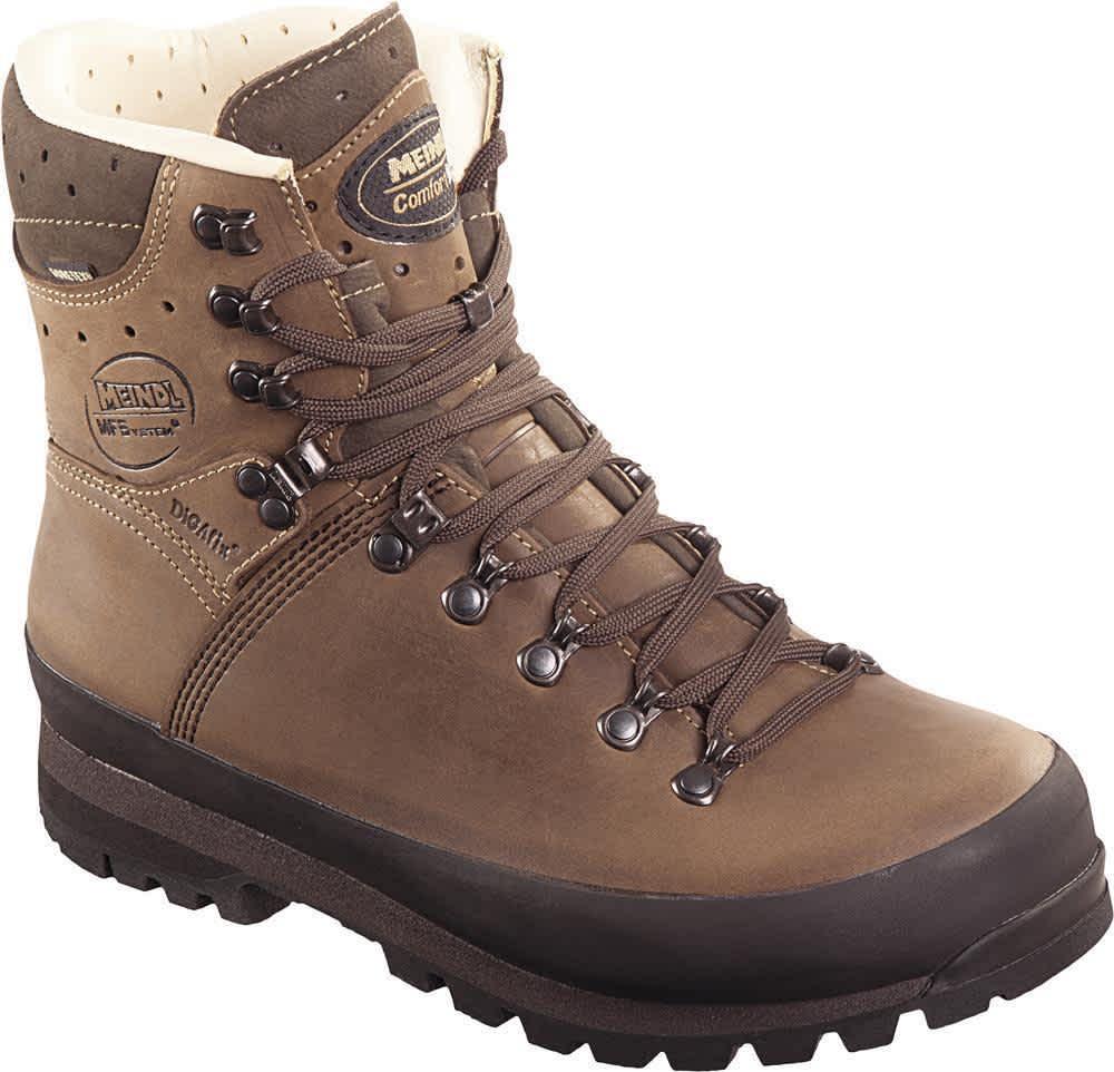 eee65cbcec0 Meindl Guffert Mens Wide Fit Mountaineering Boots - Brown
