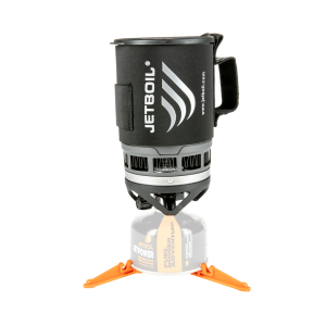 Jetboil Zip Cooking System Compact Stove - Carbon