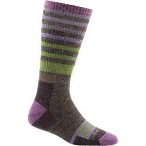 Darn Tough 1946 Womens Gatewood Boot Full Cushion Socks - Taupe