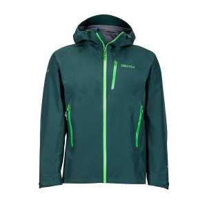 Marmot Mens Speed Light Waterproof GTX Jacket - Dark Spruce