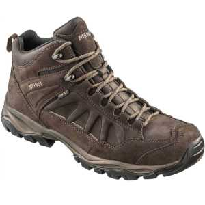 Meindl Nebraska Mid GTX Walking Boots - Mahogany