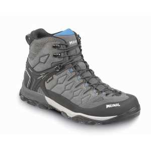 Meindl Tereno Mid GTX Walking Boots - Grey/Blue