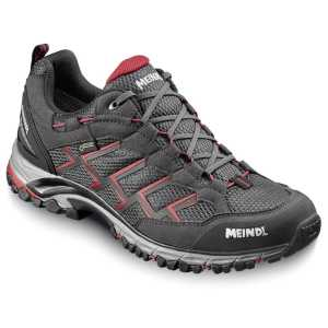 Meindl Caribe Mens GTX Walking Shoes - Black/Red