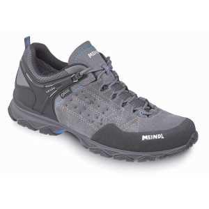 Meindl Ontario GTX Walking Shoes - Granite/Sky